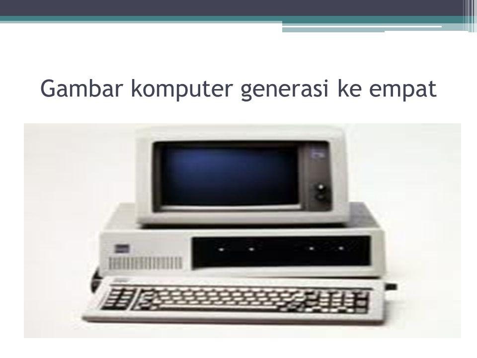 Gambar komputer generasi ke empat