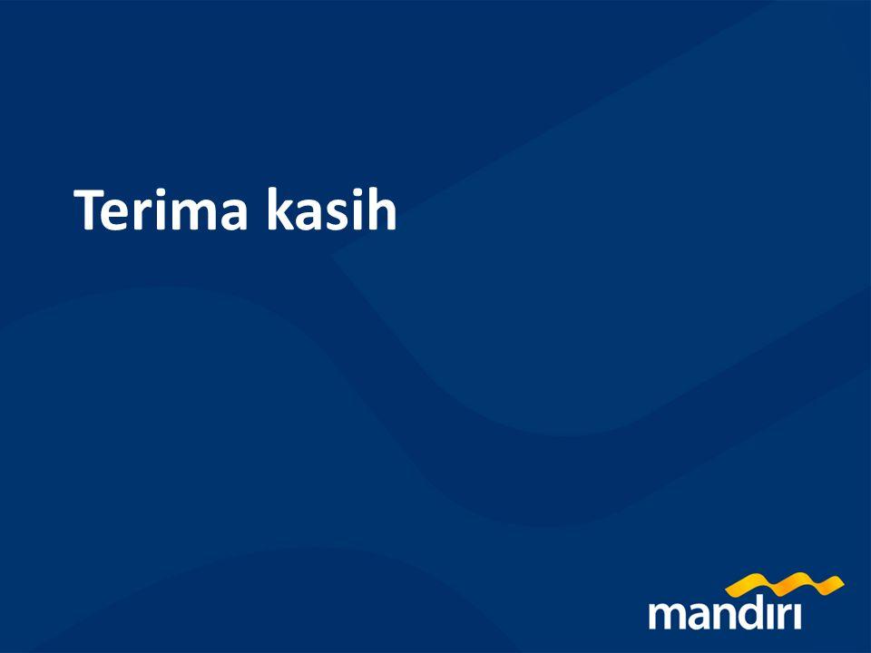 ARM INDUCEMENT 54 - Ketepatan pembayaran pokok dan bunga - Ketersediaan dan keakuratan informasi keuangan Kelengkapan dokumentasi kredit - Kelengkapan