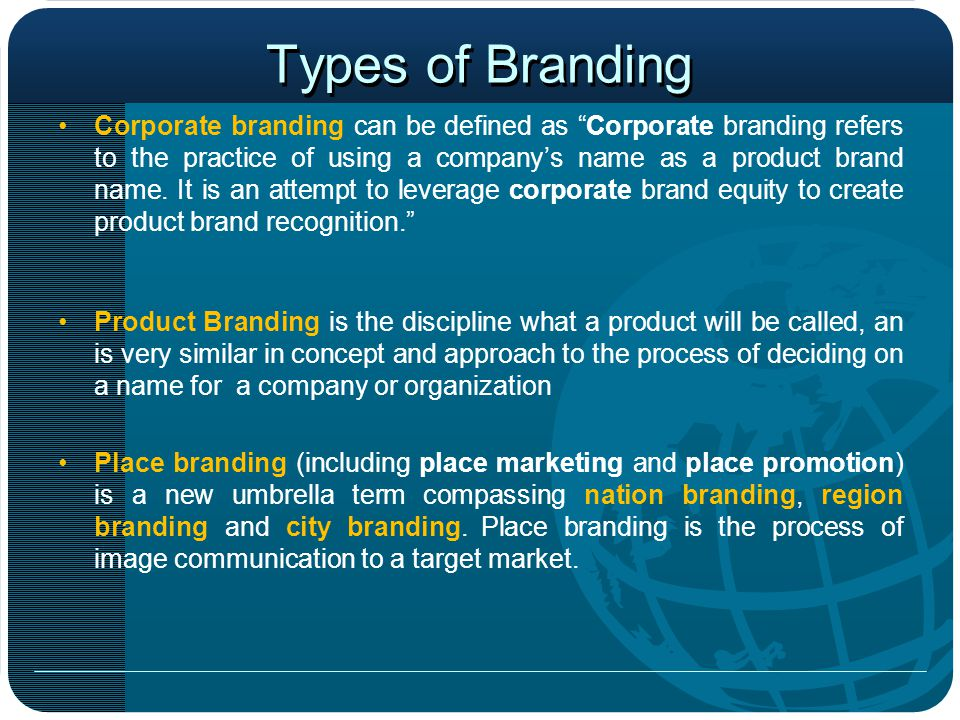 Personal Branding is the process whereby people and their careers are marked as brands.