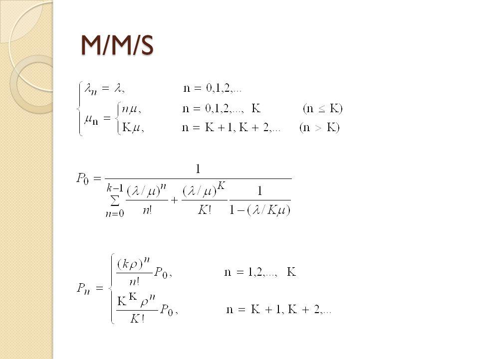 M/M/S