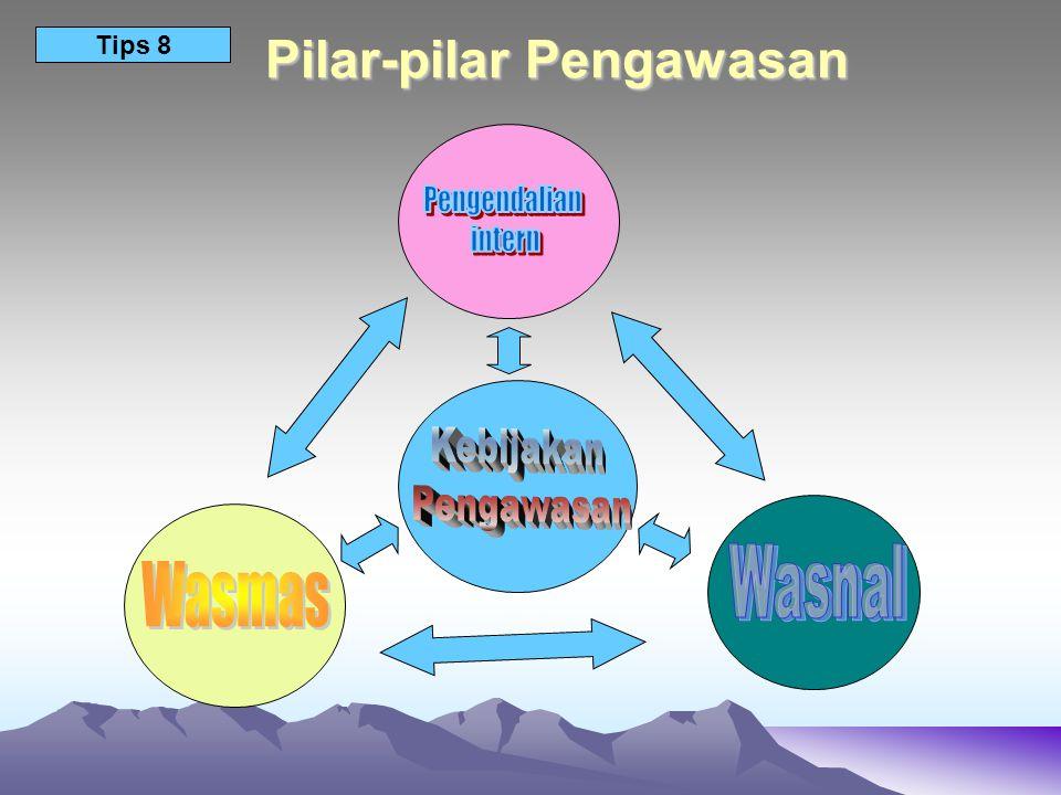 Pilar-pilar Pengawasan Tips 8