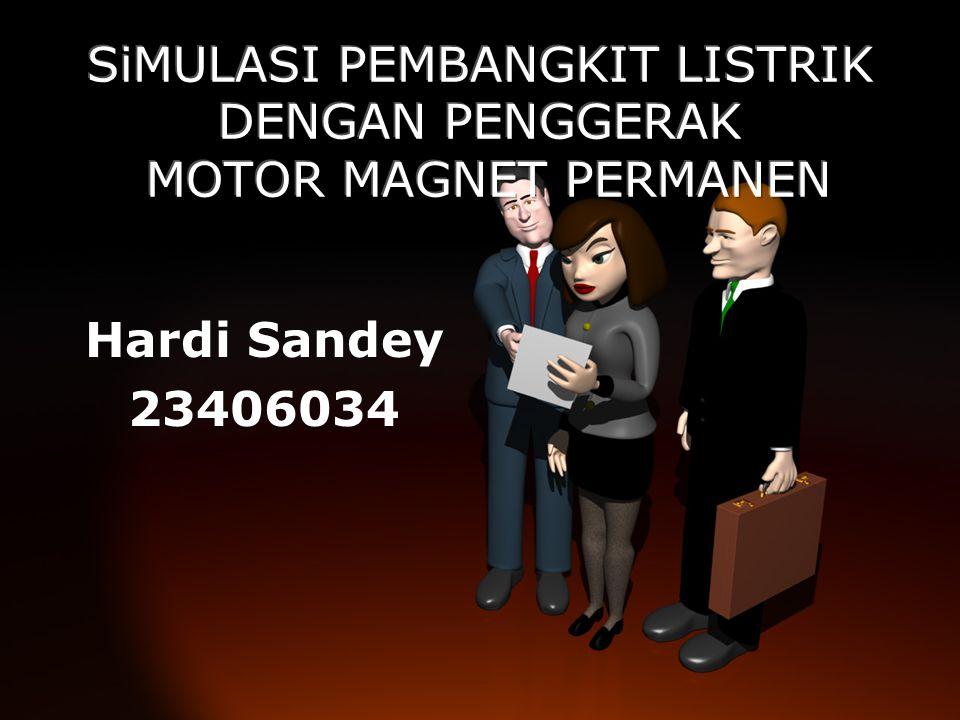 Hardi Sandey 23406034