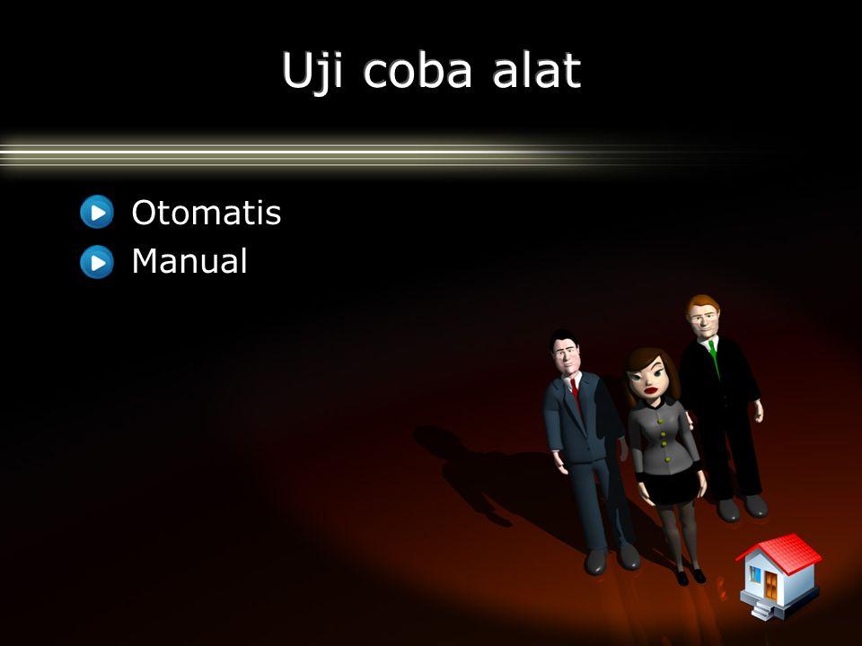 Otomatis Manual