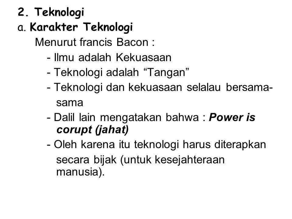2.Teknologi a.