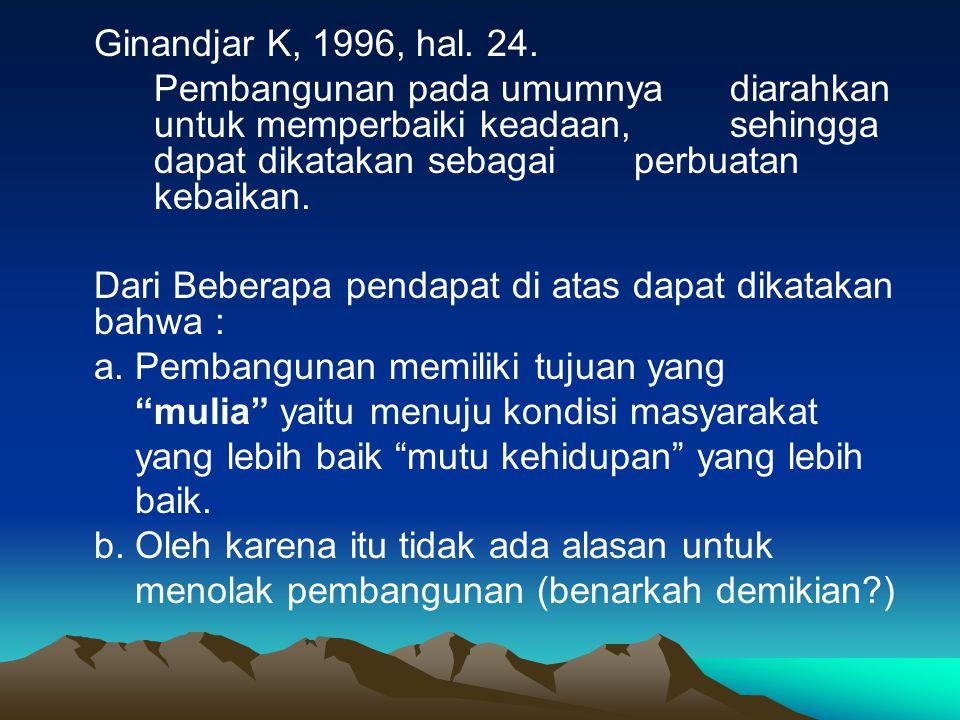 Ginandjar K, 1996, hal. 24.