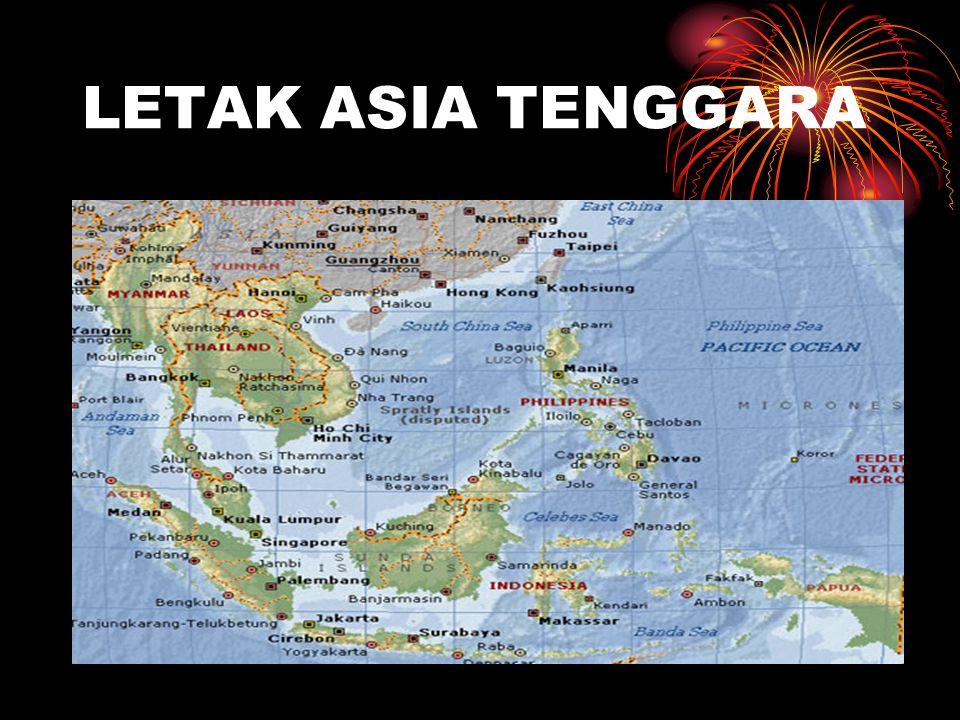 MENGAPA BERBEDA DALAM PENULISAN SOUTHEAST ASIA INGGRIS (TERPISAH) - ????.