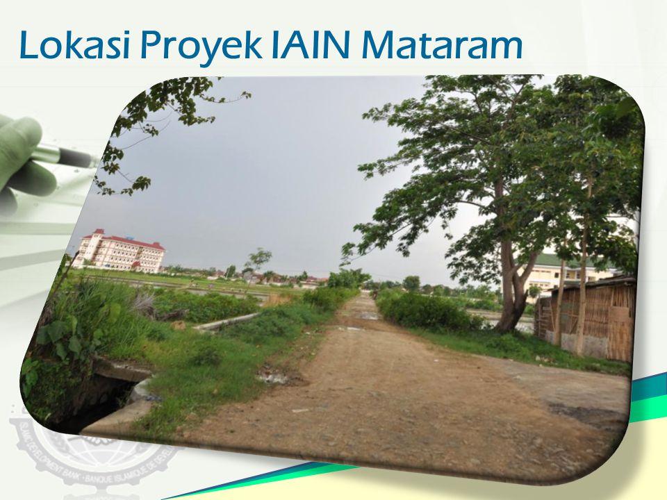 Lokasi Proyek IAIN Mataram