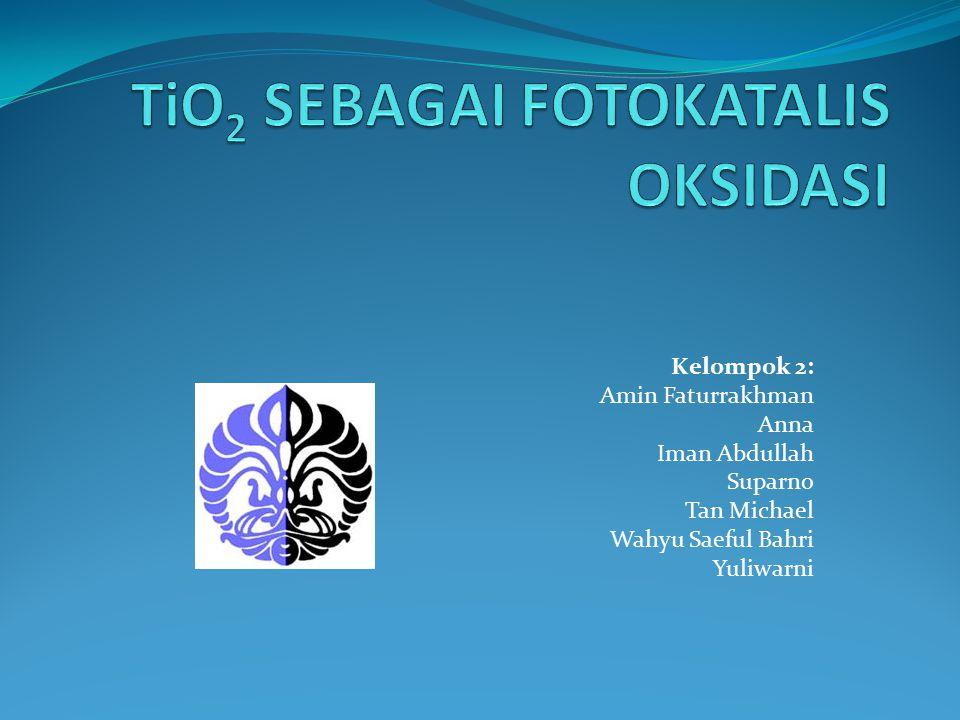 Kelompok 2: Amin Faturrakhman Anna Iman Abdullah Suparno Tan Michael Wahyu Saeful Bahri Yuliwarni