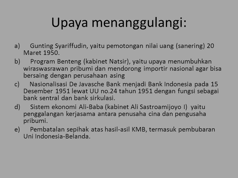 DEMOKRASI TERPIMPIN sistem etatisme dimana yang mengendalikan sistem ekonomi adalah peran pemerintah sepenuhnya secara dominan.