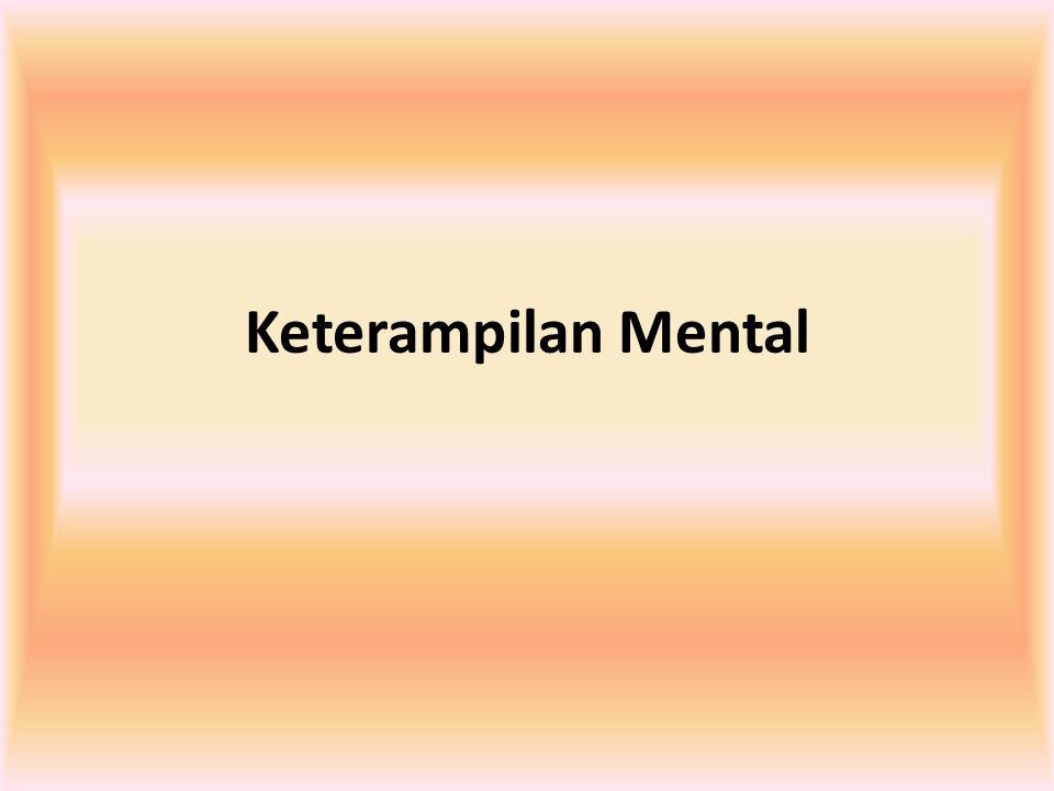 Keterampilan Mental