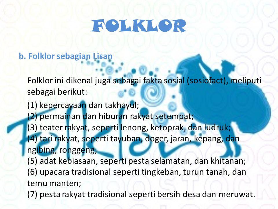 FOLKLOR b.