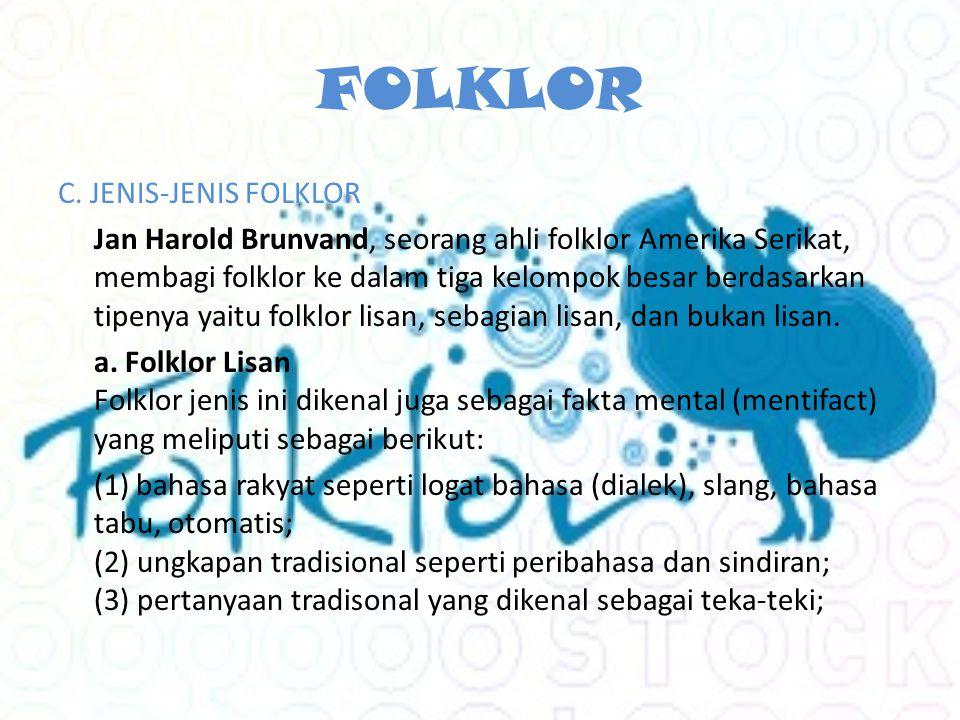 FOLKLOR C.