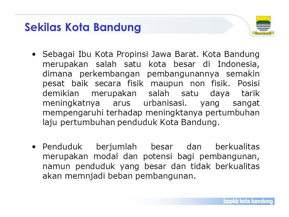 Badan Pemberdayaan Perempuan dan Keluarga Berencana Kota Bandung Jalan Maskumambang No. 4 telp. 022.7305023 Bandung Selamat Datang Di Pemerintah Kota