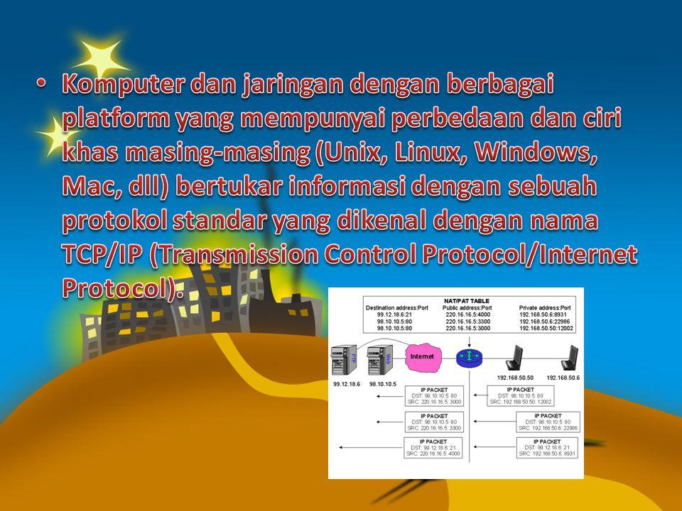Jepang memiliki Widely Integrated Distributed Environtment (WIDE), Today International Science Network (TISN), Japan Academic Interuniversity Network (JAIN) dan Japan UNIX Network (JUNET).
