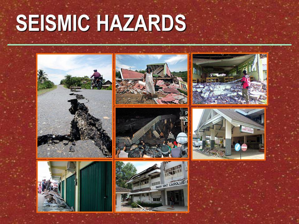 SEISMIC HAZARDS