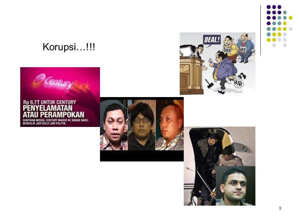 Korupsi…!!! 9