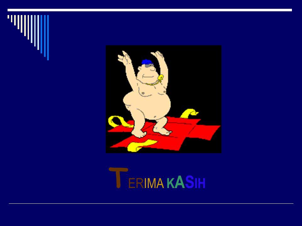 T ERIMA K AS IH