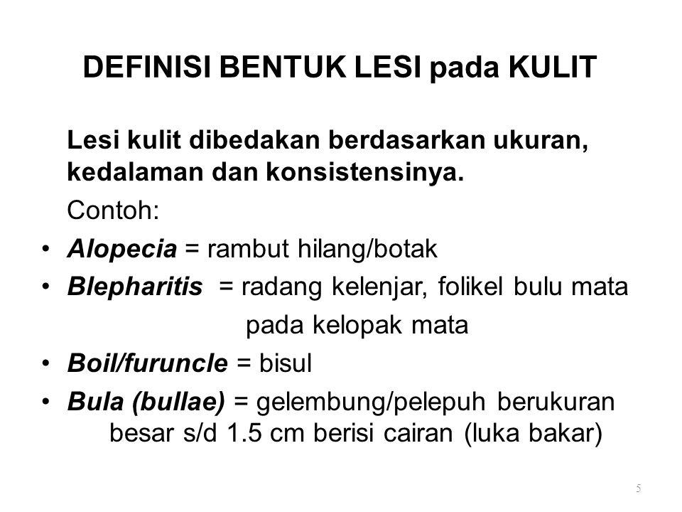 (Lanjutan -7) Burns ….