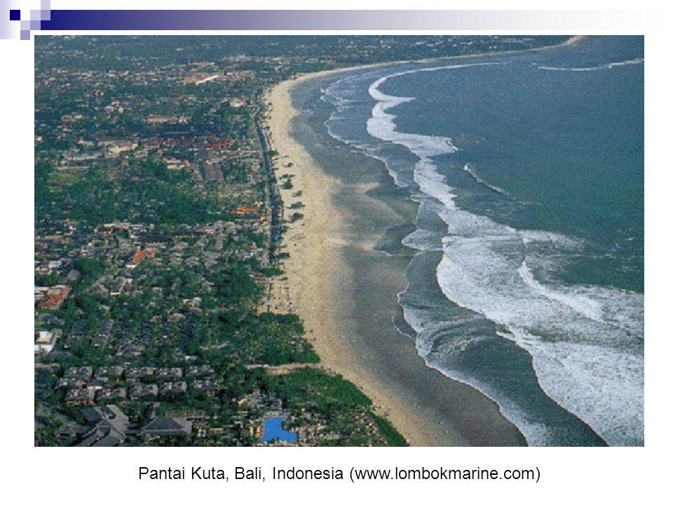 Pantai Kuta, Bali, Indonesia (www.lombokmarine.com)