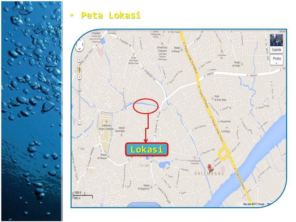 HASIL PENGAMATAN Dari lokasi tersebut didapatkan hasil pengamatan sebagai berikut : Panjang sungai: 25.000 cm Lebar sungai: 1.265 cm Kedalaman air pada saat Pasang: 140 cm Surut: 84 cm Tinggi saluran sungai: 255 cm