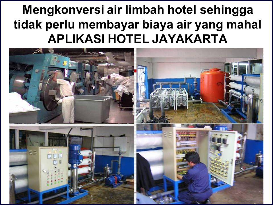 Filter Membrane sudah dibuat oleh Dr I Gede Wenten di Bandung (produk nasional) Membrane SpinningLoose Fiber UF Membrane PackageMembrane Potting UF Membrane Module