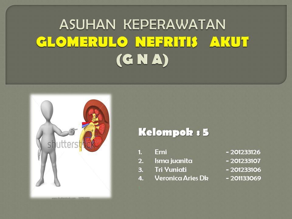 Kelompok : 5 1.Erni- 201233126 2.Isma juanita- 201233107 3.Tri Yuniati- 201233106 4.Veronica Aries Dk- 201133069 1.