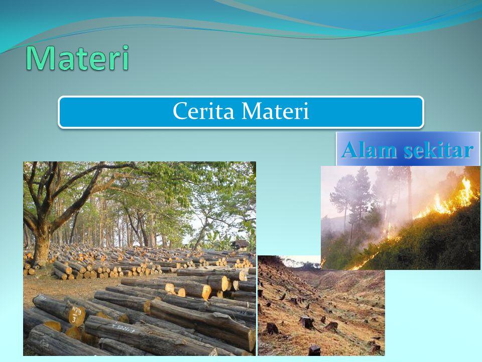 Cerita Materi Alam sekitar