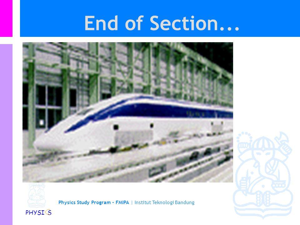 Physics Study Program - FMIPA | Institut Teknologi Bandung PHYSI S Overview Hukum II Ohm Hukum I Ohm Rapat Arus Arus Listrik Hukum I Kirchhoff Hukum I