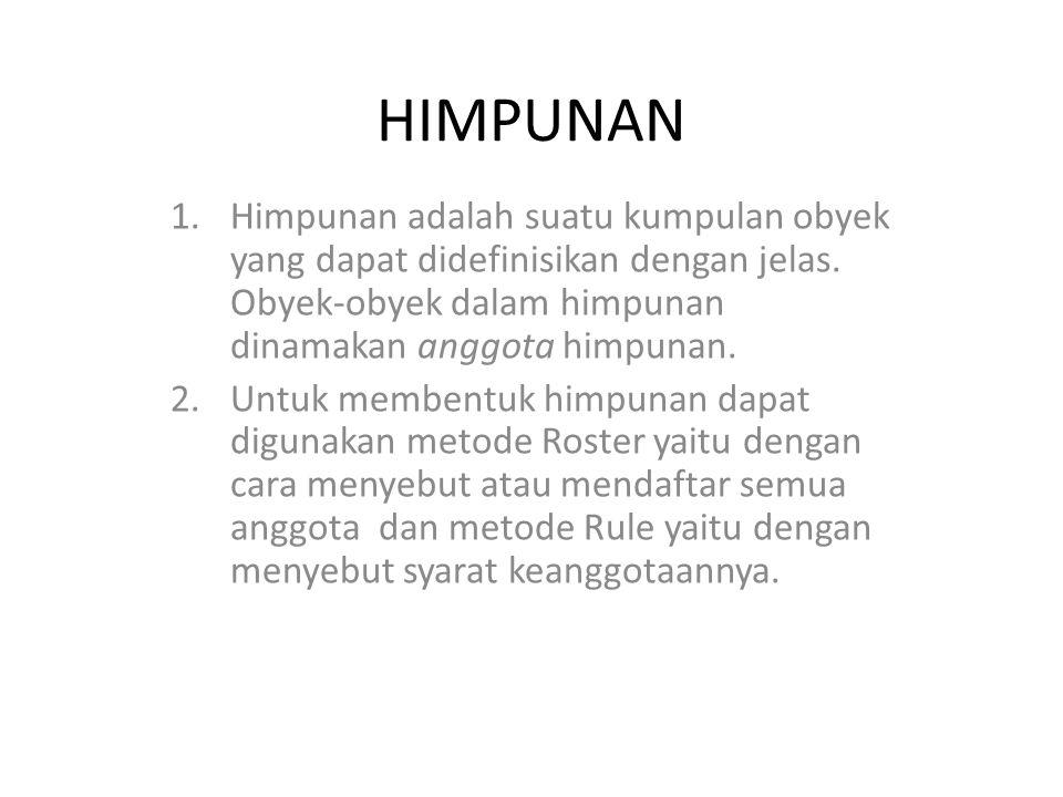 CONTOH PEMETAAN 4.