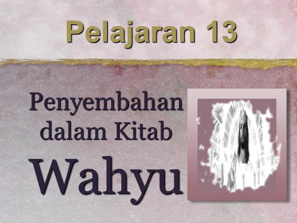 Kata-kata Pembuka Penyembahan adalah tema penting di seluruh kitab Wahyu, dan pilihan kepada siapa kita menyembah adalah penting hari ini, besok dan untuk kekekalan