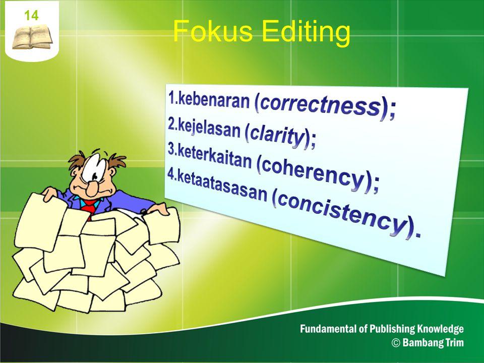 Fokus Editing 14