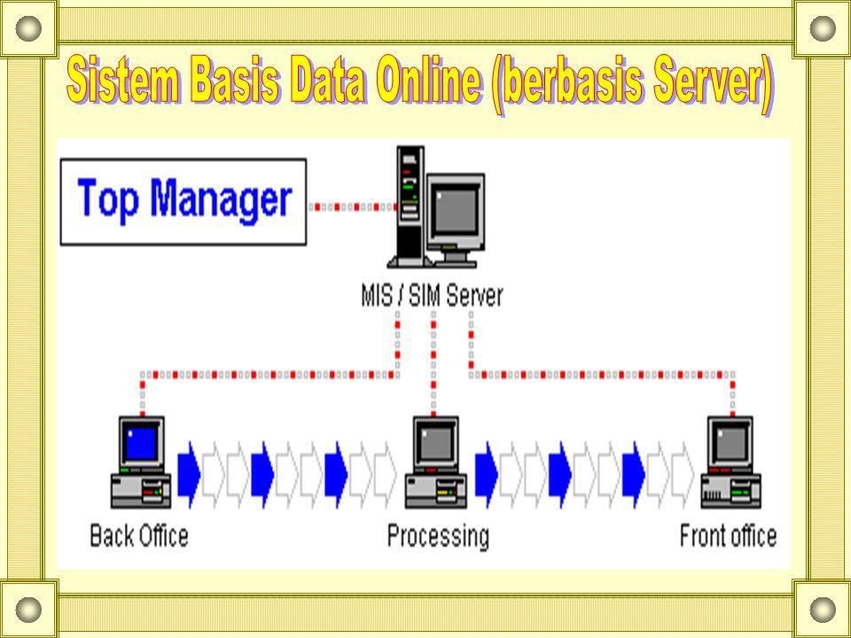 Membangun Bank Data (Data Warehouse)