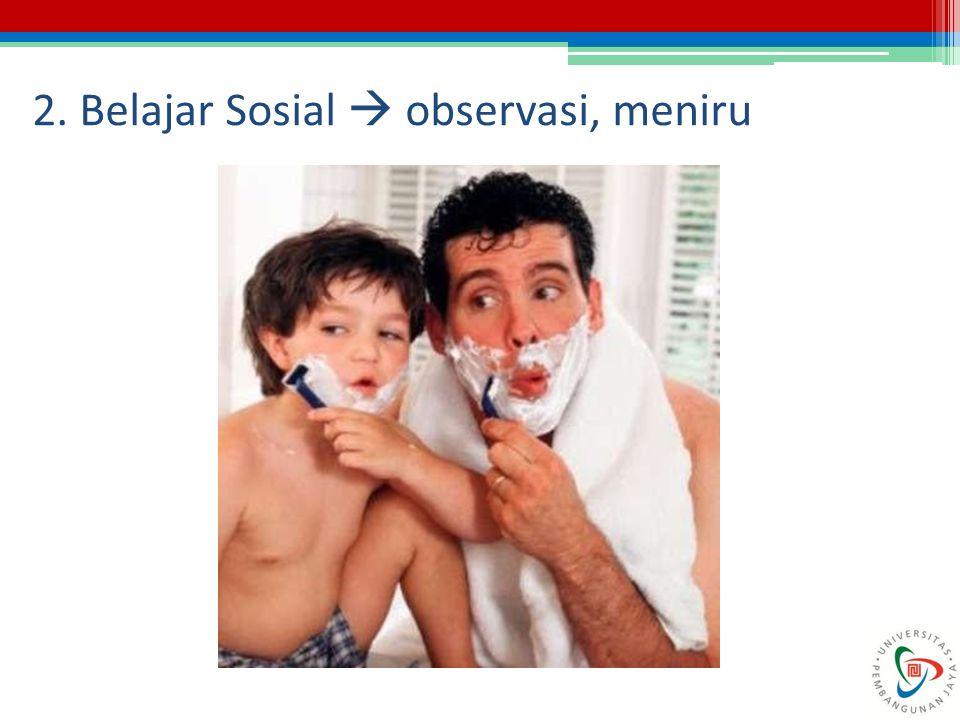 3. Kategorisasi Sosial  ingroup/outgroup