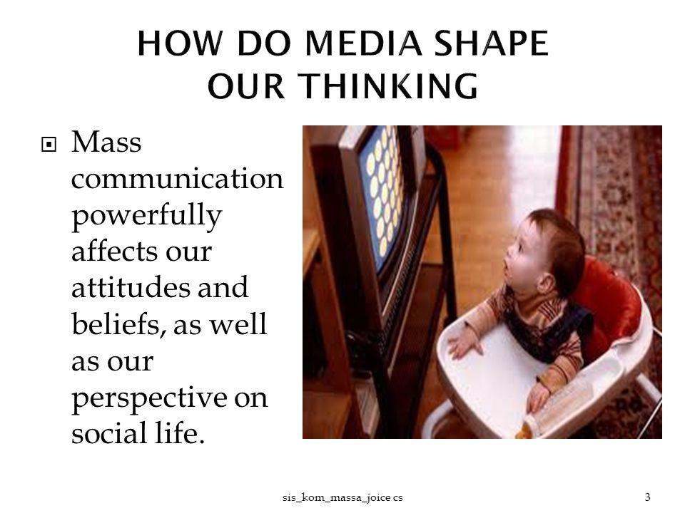  Katz, Gurevitch, dan Haas (1973) mengidentifikasi lima kelompok kebutuhan dalam hal penggunaan media:  Kebutuhan untuk memperkuat kontak dengan keluarga, teman, dan dunia luar.