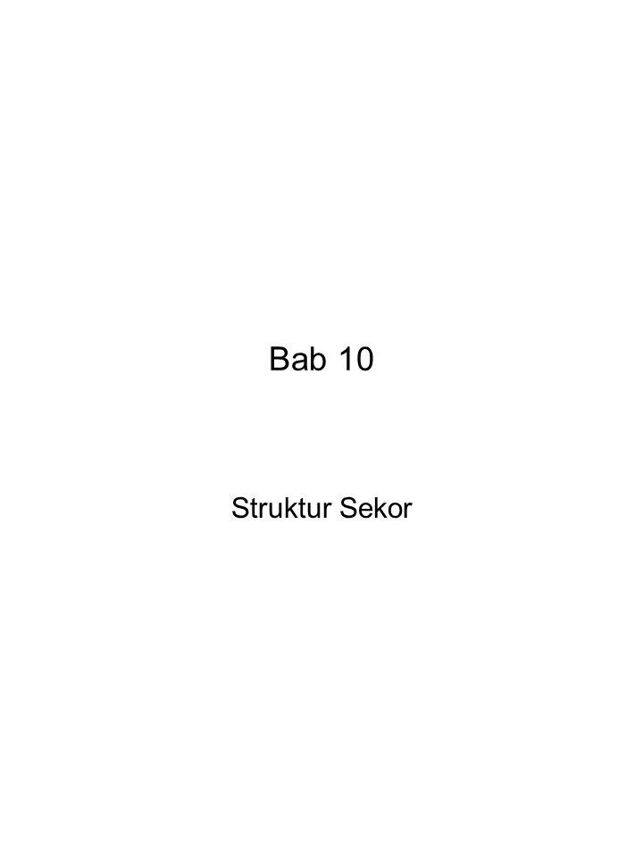 Bab 10 Struktur Sekor