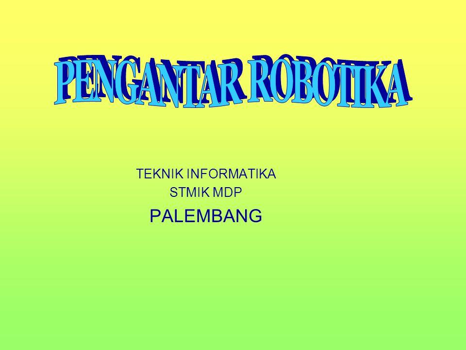 TEKNIK INFORMATIKA STMIK MDP PALEMBANG
