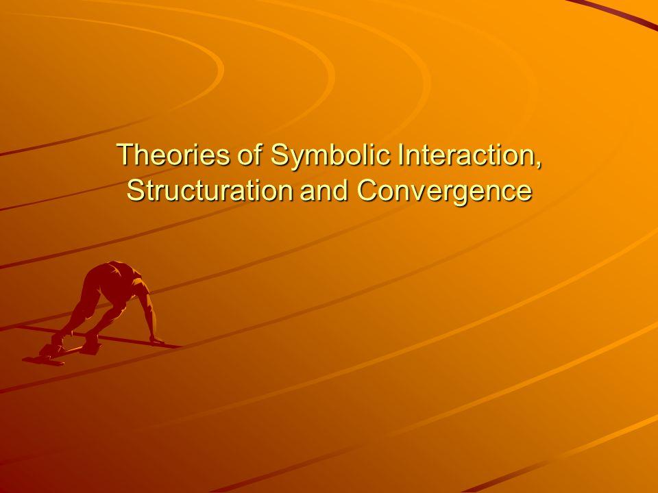 Proses Interpretasi Pertama, aktor melakukan indikasi pada dirinya sendiri.