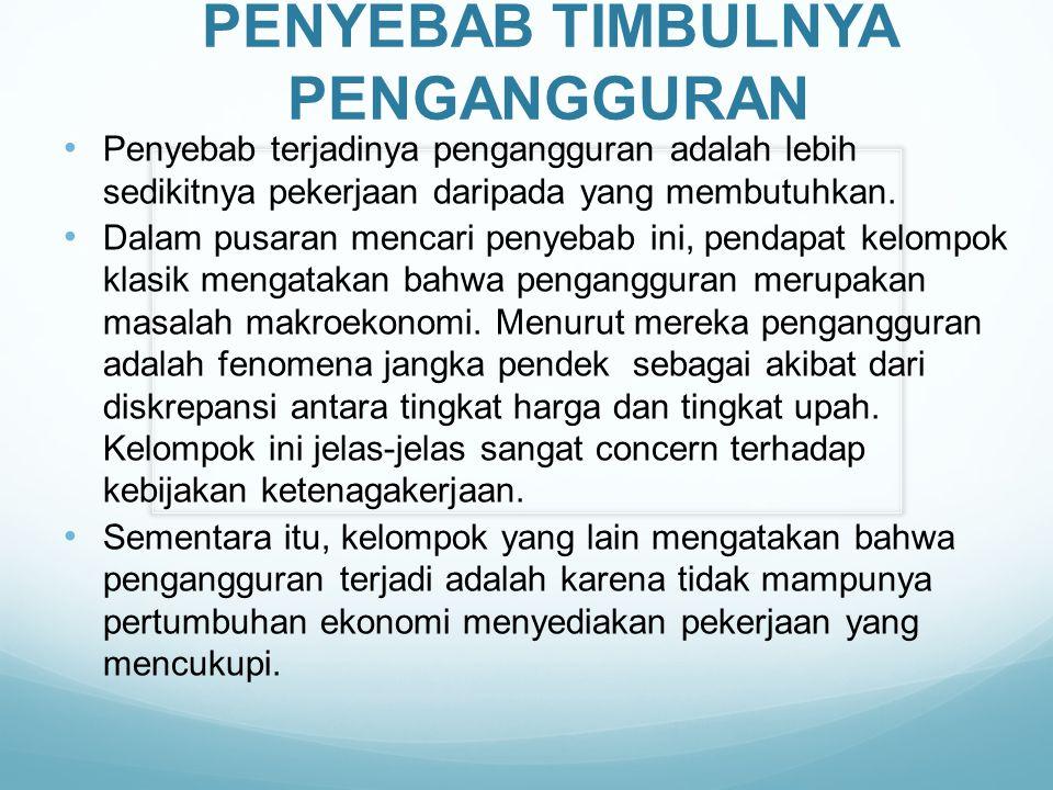 metodologi menggunakan data dari Survei Angkatan Kerja Nasional (Sakernas), dan satu modul dari Survei Penduduk Antarsensus (Supas), Keduanya diterbitkan oleh BPS (Statistik Indonesia).