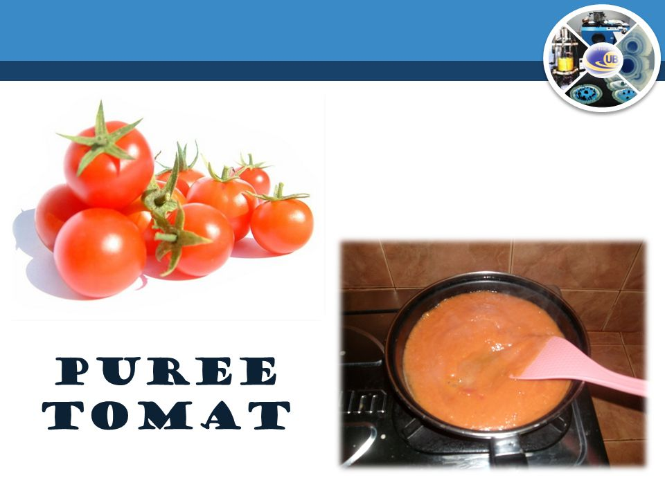 PUREE TOMAT