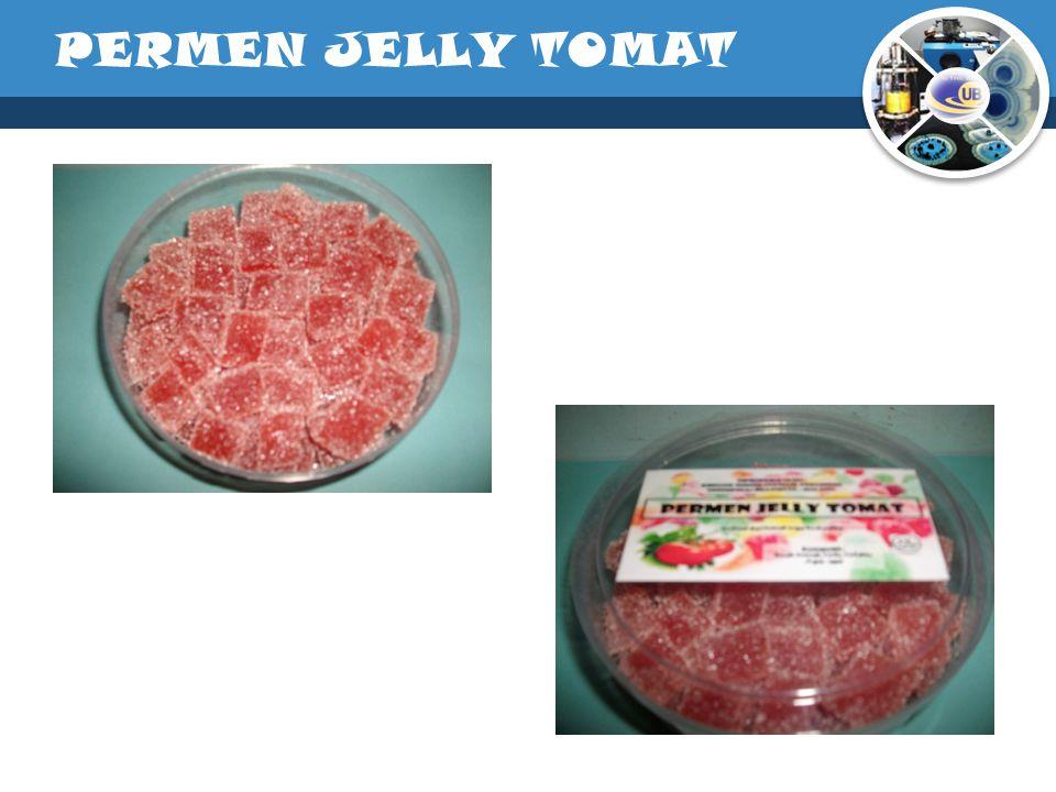 PERMEN JELLY TOMAT