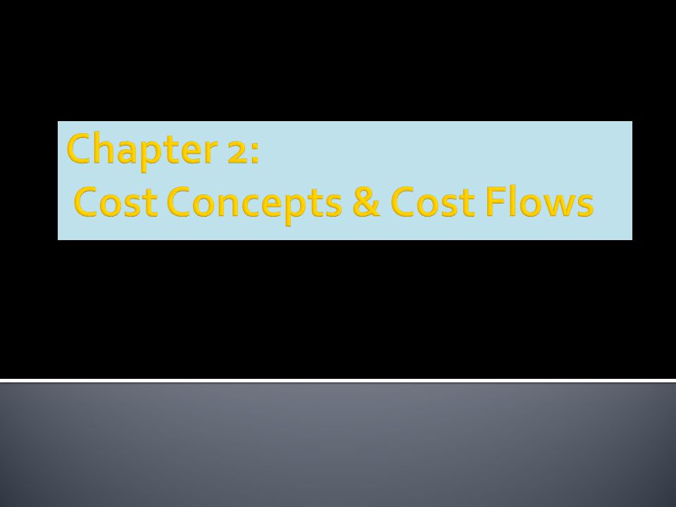 Cost adalah KAS atau setara dg KAS yg dikorbankan untuk mendapatkan barang/jasa yg diperkirakan akan membawa manfaat saat ini atau masa yg akan datang.