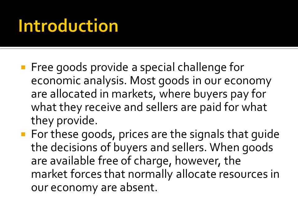  Markets are useful resource allocation mechanisms because they are automatic, responsive to changes in consumer preferences and, under the right conditions, allocatively efficient (Wonderling, 2005).