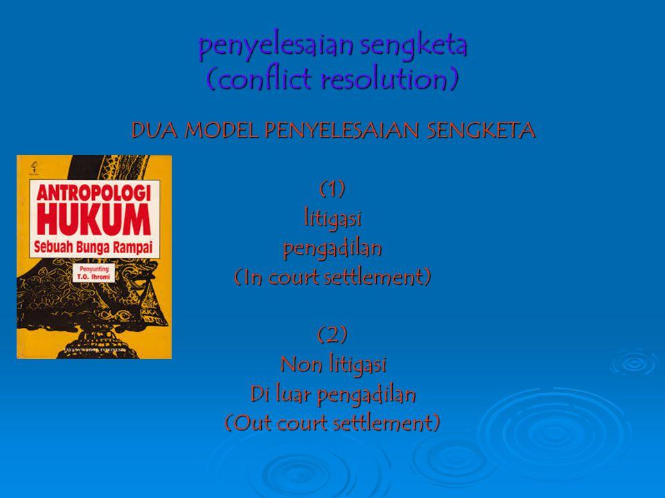 HUKUM SEBAGAI SISTEM (legal system) TIGA Komponen hukum  peraturan perundang-undangan (Substance of law)  Lembaga penegak hukum (Structure of law)