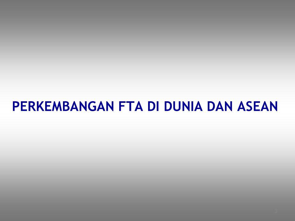 Indonesia siap menghadapi China-ASEAN Free Trade Agreement (CAFTA).