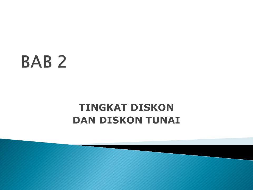 Bab 2 Matematika Keuangan Edisi 3 - 2010 22 Cara 1 : Cara 2 :