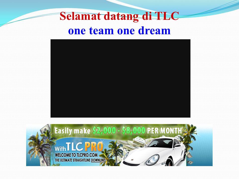 Selamat datang di TLC one team one dream