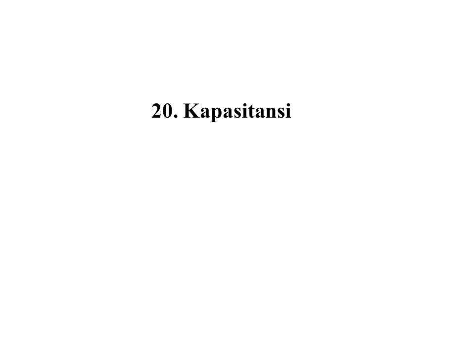 20. Kapasitansi