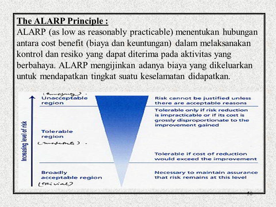 49 Tahap 6 – Melakukan Kontrol Berdasarkan hasil risk assessment, perusahaan harus memutuskan kontrol apa saja yang harus dilakukan dan dikembangkan.