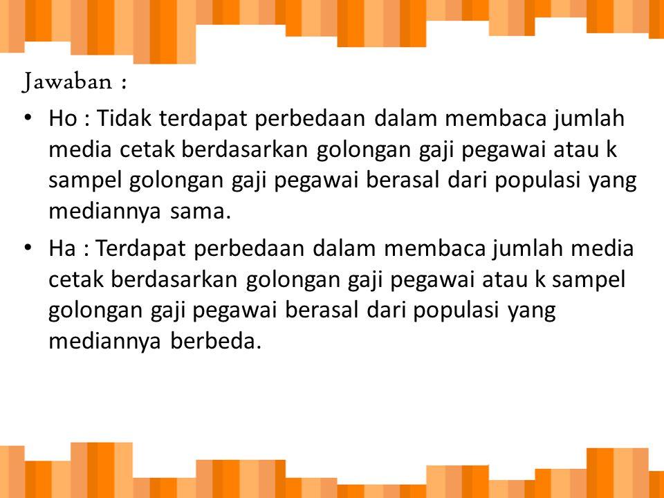 Suatu studi dilakukan terhadap mahasiswa atau mahasiswi di salah satu perguruan tinggi kedinasan di Jakarta Timur (sebut saja XXXX) untuk melihat adakah hubungan antara skor tes masuk dan indeks prestasi kumulatif yang mereka dapatkan pada tahun pertama.