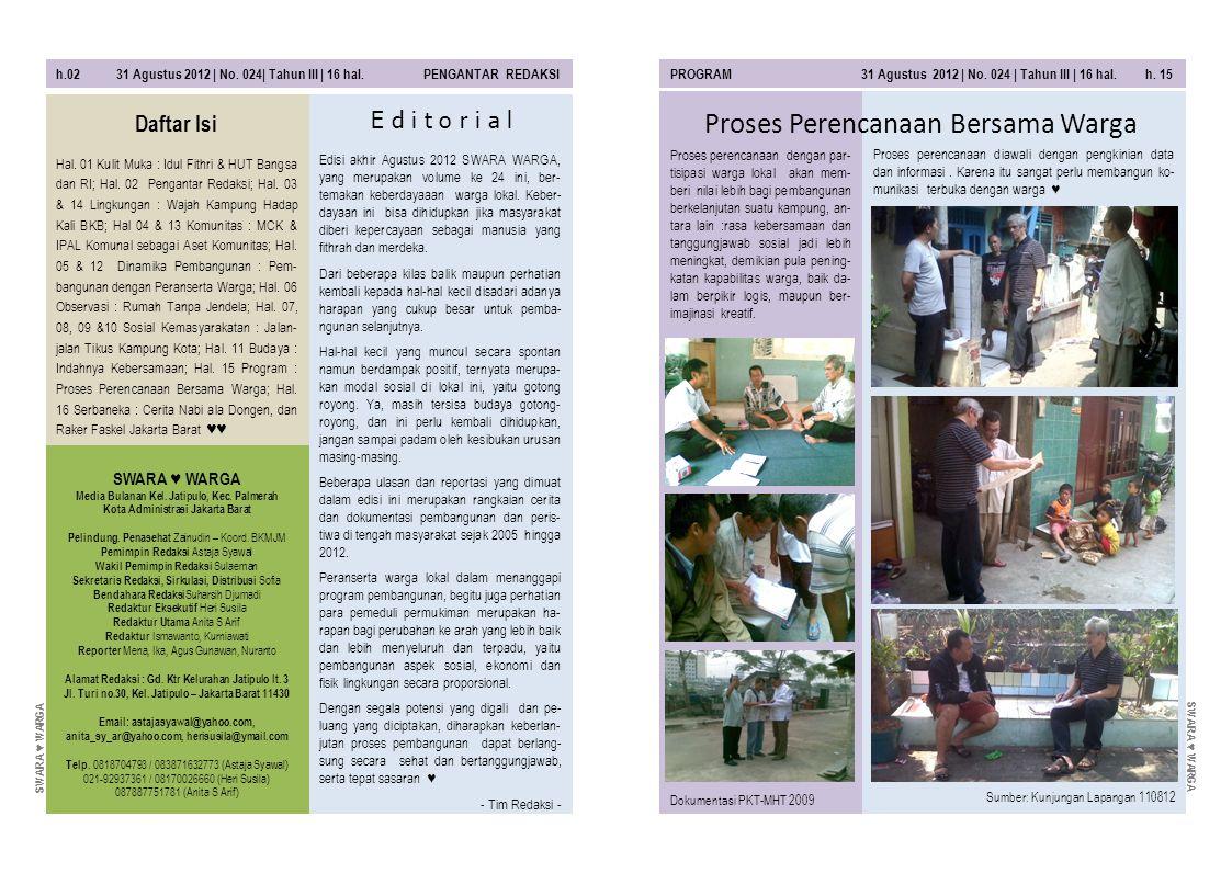 h.02 31 Agustus 2012 | No. 024| Tahun III | 16 hal.